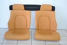 Ferrari 456 GT Rücksitz Rücksitzbank Sitze Sitz Ledersitz rear Seat Seats Beige