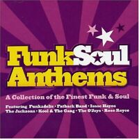 Various Artists - Funk Soul Anthems (CD) (2005)