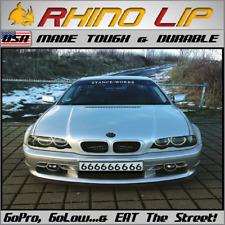 BMW 7-Series E23 E32 E38 E65 E66 E67 E68 Front Spoiler Flex Rubber Chin Lip Trim