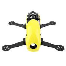 Robocat 270mm 4-Axes Carbon Fiber FPV-Racing Mini Quadcopter Frame Kit Yellow HO