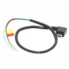 Audio Video Micro USB AV Cable FPV QUMOX Turnigy HD SJCAM SJ4000/5000 Actioncam