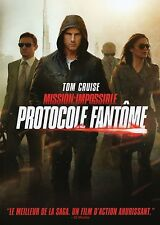 DVD *** MISSION IMPOSSIBLE 4 - Protocole fantôme *** ( neuf sous blister )
