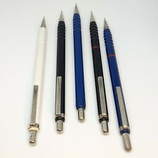 VINTAGE ROTRING TIKKY MECHANICAL PENS; LOT OF 5