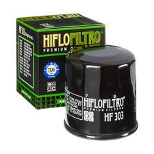 HiFlo HF303 Oil Filter Black (16097) 65x73mm Hiflofiltro HF303