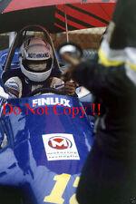 Henri Toivonen Eddie Jordan Racing Ralt RT3 British F3 Thruxton 1982 Photograph