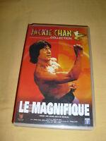 JACKIE CHAN Le Magnifique (Snake And Crane Arts Of Shaolin) VHS arts martiaux