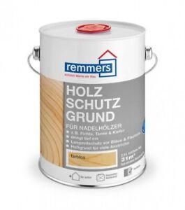 ***Remmers Holzschutz-Grund, Holzgrundierung, 2,5l, farblos***TOP-Angebot***