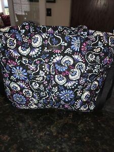 Vera Bradley Ultimate Baby Bag Bramble NWT