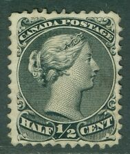 EDW1949SELL : CANADA 1868 Unitrade #21 Fresh & Very Fine, No Gum. Catalog $125.