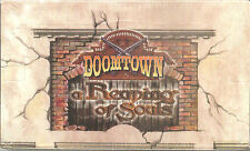 Doomtown Reaping Of Souls CCG Starter Deck Box (12)  Factory Sealed