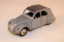 Dinky Toys 24T Citroen 2CV in excellent all original condition
