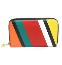 Loewe Zip Around Compact Wallet #50408 free shipping from Japan
