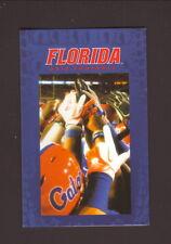 2012 Florida Gators Football Schedule--Florida Dairy Farmers