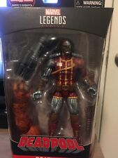 Marvel Legends Deathlok Sasquatch BAF ARM Hasbro (Unopened)