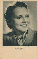 Sabine Peters - German Film Actress