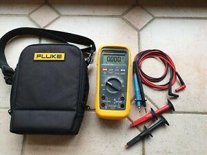 Fluke 28 ll 87V MAX True RMS HighEnd Multimeter 20000 Count  NP 550€