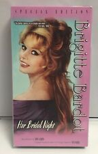 Her Bridal Night - Special Edition VHS NEW/SEALED Brigitte Bardot