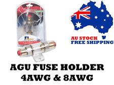 Aerpro AP452A AGU Fuse Holder Clear 4/8AWG - Car Amplifiers, Auto Electrical