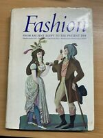 "4996cmFASHION"" De Antiguo Egipto A 1967 Pesado Illustrated Libro Tapa Dura ( Xx)"