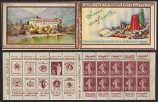 "Carnet n°189-C1, ""Virgile Chareyre"" 1928, neufs ** sans charnière - TB"