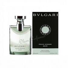 Bvlgari Soir Pour Homme Eau de Toilette Spray 3.4oz 100ml * New in Box Sealed *