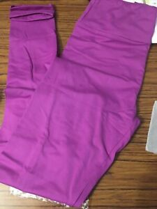 NEW Lularoe Solid Purple OS Leggings! Hard to Find!! One Size. NWT