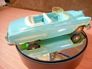 1954 Chevrolet Convertible promo car, Excellent, Turquoise. No Reserve