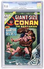 Giant-Size Conan #2 CGC 9.6 Marvel 1974 02 cm