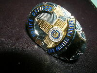"""City of Los Angeles  Police Officer CALIFORNIA 1"""" Mini  Badge PIN Tie Tac"""
