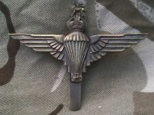 Parachute Regiment Metal cap badge Para Military badges Lapel Regimental Beret