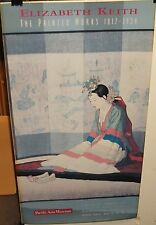 "ELIZABETH KEITH ""KOREAN BRIDE"".LARGE COLOR POSTER"