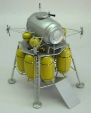 Lunar Surface Access Module LSAM Spacecraft Mahogany Wood Model Small New