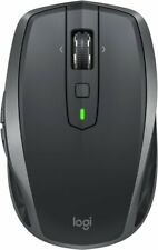 Logitech MX Anywhere 2s Wireless Lazer Mouse- Graphite
