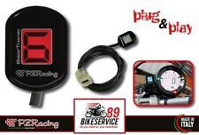 HONDA CBR 1000RR 2004-2011 PZRacing Zero Plug&Play Gear Indicator H222