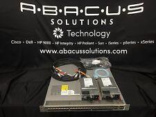 Cisco Nexus N3K-C3064PQ-10GE 3064-E 48 SFP+ 4 QSFP+ ports N3K-LAN1K9 w/ dual AC