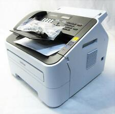 Brother IntelliFAX 2840 B/W Monochrome Laser Fax Machine | Page Count: 3,472