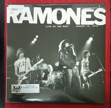 RAMONES RECORD STORE DAY 2016 LIVE AT THE ROXY LIMITED NUMBERED VINYL