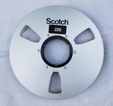 "Scotch 3M 226 1"" Empty Reel to Reel Tape"