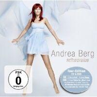 "ANDREA BERG ""SCHWERELOS"" CD+DVD TOUREDITION NEW"