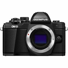 Olympus OM-D E-M10 Mark II Body - Black