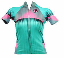 Pearl Izumi ELITE Pursuit LTD Women's Cycling Jersey, Vaporize Atlantis, Large