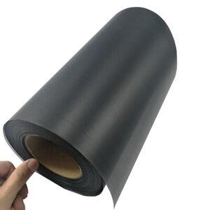 1000x300mm PC Computer Fan Dust Proof Filter Net Cooler PVC Screen Mesh Black 0