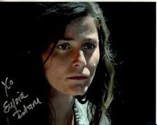 ELYSIA ROTARU hand-signed ARROW color 8x10 uacc rd coa BEAUTIFUL CLOSEUP SCENE
