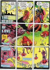 The Death Of Love     1991   Full   Set of Trading Cards   150    Cards