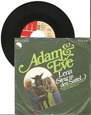 "Adam & Eve, Lena, G-/VG  7"" Single 0420"