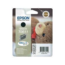 T.i. Epson D88/dx3800-4800 negro (t0611)