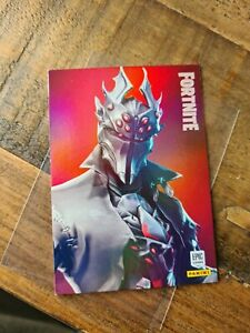 290 Spider Knight Legendary Outfit Card Holofoil Fortnite Series 1 investment 🔥