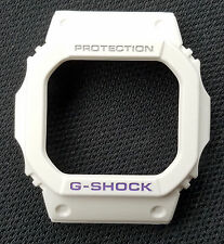 Genuine Casio Replacement part Bezel Cover for G5600A-7 GWM5600A-7 White NEW