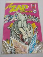 VINTAGE ZAP COMICS NO. 6 APEX NOVELTIES 2.95 Edition Rare