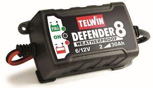Caricabatterie carica batteria mantenitore TELWIN Defender 8
